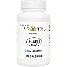 buy Biotech Pharmacal - E-400-Clear - 100 Count