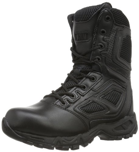 Magnum Elite Spider 8.0 - Work Boots Unisex - Adulto, Nero (Black 021), 43 EU