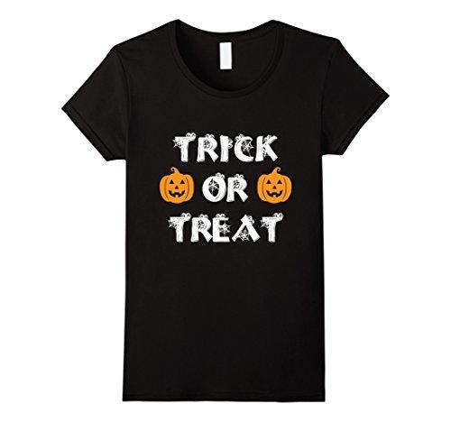 Trick or Treat Pumpkins Tee