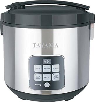 Tayama TRC-50H1 10-Cup Digital Rice Cooker
