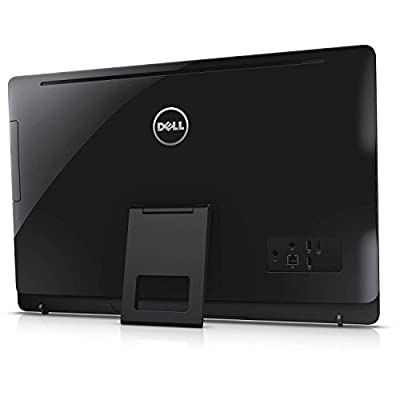 Dell Inspiron One 24 3459 Z266102HIN9 23.8-inch All-in-One Desktop (Core i3-6100U/4GB/1TB/Windows 10/Integrated...