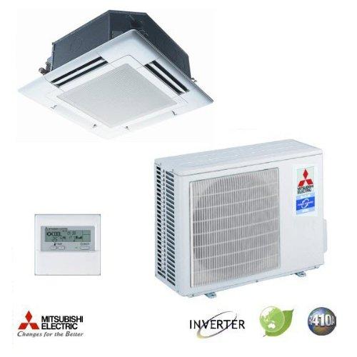 PLAA18BA+PUYA18NHA3 Ceiling Recessed Ductless Mini Split AC Cooling  ...
