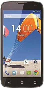 Mobiwire Ahiga Smartphone débloqué (Ecran: 5 pouces) Noir (import Italie)