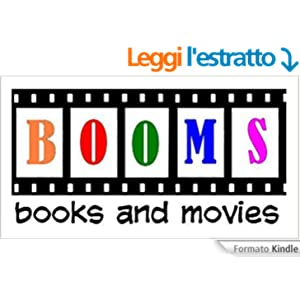 BOOMS: messaggio in bottiglia (Pisolo Books)