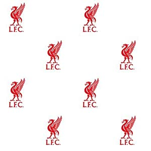 Liverpool Fc Liverbird Wallpaper Amazon Co Uk Sports Outdoors