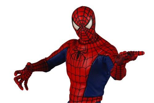 リアルアクションヒーローズ 12インチ SPIDER-MAN (SPIDER-MAN3Ver.)