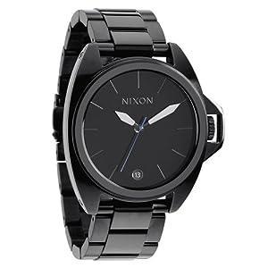 Reloj Nixon The Anthem A396001 Hombre Negro