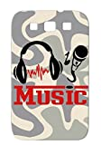 Party Karaoke Pop Music RampampB House Rocknroll Rock Sound DJ HipHop Dance Electronica Jazz Mikrophone Music Micro Headphone Records Fun Microphone Metal Musik Dance Disco Dancer Country Classic Red For Sumsang Galaxy S3 Shock Absorption Protective Case