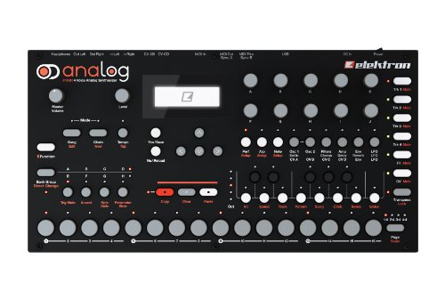 Elektron Analog Four 4 Voice Analog Synthesizer