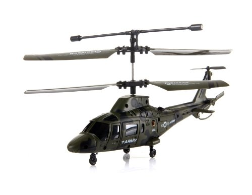 Udi RC U801A 3.5 Channels Mini RC Helicopter with Gyroscope