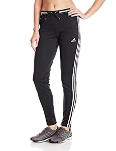 adidas Performance Women's Soccer Condivo 16 Training Pants, Black/White, XX-Large