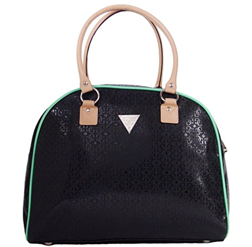 guess-lambent-dome-travel-tote-bag-luggage-black-black