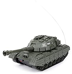 Smiles Creation Super Power Tank With Sound & Light Toy For Kids