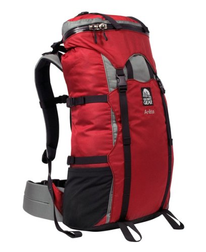 Granite Gear Arete 2500 Climbing Pack (Ribbon Red)