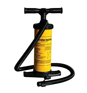 Buy Classic Accessories Inflatable Boat Tube Hand Pump by Classic Accessories