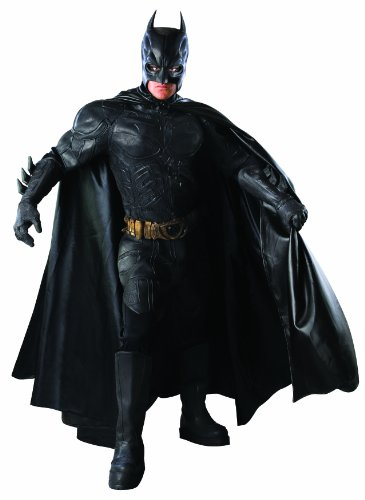 Rubie's Co Batman: The Dark Knight Deluxe Grand Heritage Collection Costume from Rubie's Costume Co