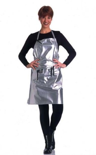 Cricket Cover Up Aprons Metro - Silver
