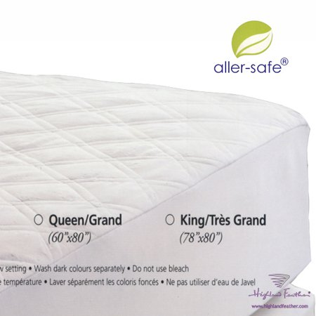 Twin Extra-Long Size Waterproof Mattress Pad 39X80+17''- 200Tc Platinum Collection front-1029170