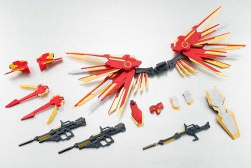GUNDAM EXA ROBOT Spirits SIDE MS Gundam Extreme option set