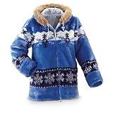 Women's Guide Gear Trailite Snowflake Jacket
