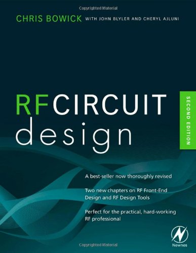 RF Circuit Design, Second Edition from Newnes