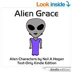 Alien Grace (Alien Characters Series 2 Book 5)