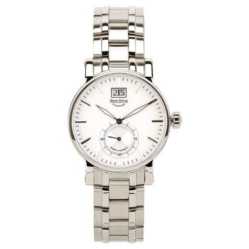 Bruno Söhnle Women's Quartz Watch with Silver Briosa Analogue Quartz Stainless Steel 17-13144-242