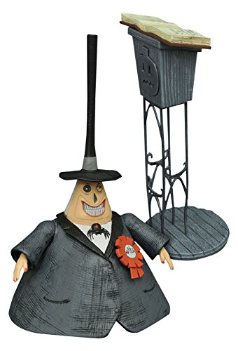 Diamond Select Toys The Nightmare Before Christmas: The Mayor Action Figure