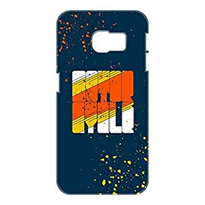 a AND b Designer Printed Mobile Back Cover / Back Case For Samsung Galaxy S6 Edge (SG_S6Edge_3D_842)
