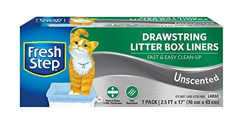 fresh-step-drawstring-litter-box-liners-unscented-7-pack-large-by-fresh-step