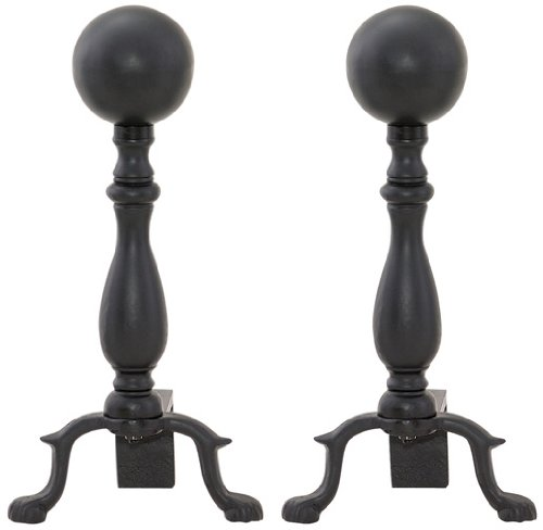 Best Review Of Uniflame Black Ball andiron