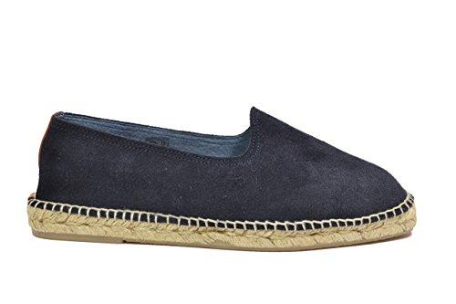 Frau Espadrillas scarpe uomo blu 39A1 45
