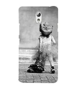 Vizagbeats baby going Back Case Cover for Lenovo Vibe P1m
