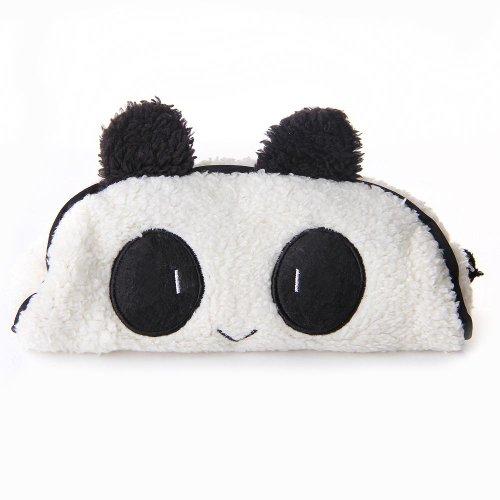 Panda Astuccio Portamatite Portapastelli Borsetta per Cancelleria Cosmetico
