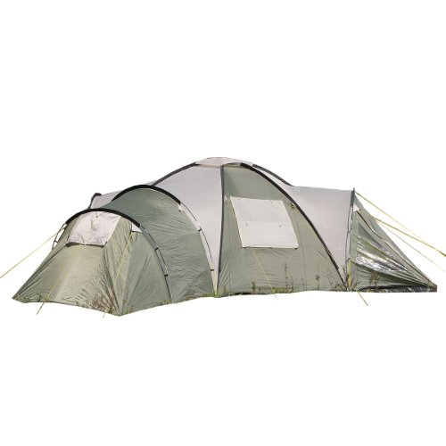 Skandika Korsika Eight Man Tent