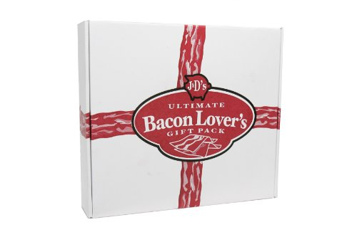 J&D's Food Ultimate Bacon Lover's Gift Pack; 3.25-Pound