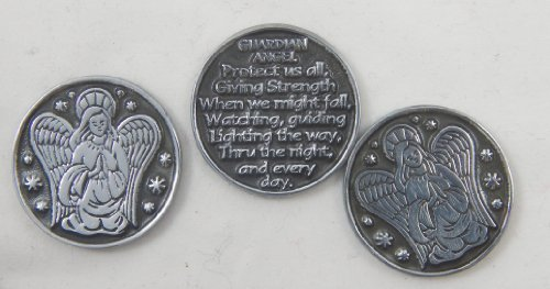 Guardian Angel Pocket Token - 3 Coins
