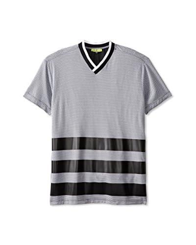 Versace Jeans Men's Striped T-Shirt