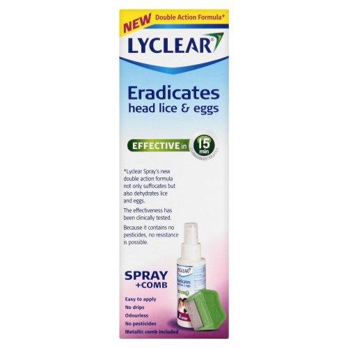 Lyclear Spray Plus
