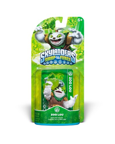 Get Skylanders SWAP Force Zoo Lou Character