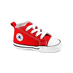 Converse Chuck Taylor First Star Red 88875 Infant 1