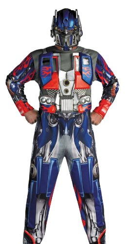 Disguise Inc - Transformers Optimus Prime Deluxe Adult Costume