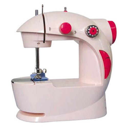 As Seen On TV Sewing Home Crafts With 4-In-1 Mini Sewing Machine
