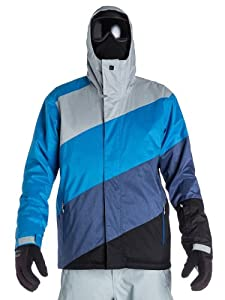 Snow Jacket Men Quiksilver Edge 10K Jacket