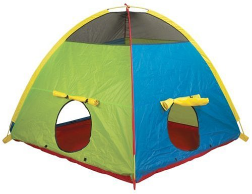 Buy Discount Pacific Play Tents Super Duper 4 Kids Tent