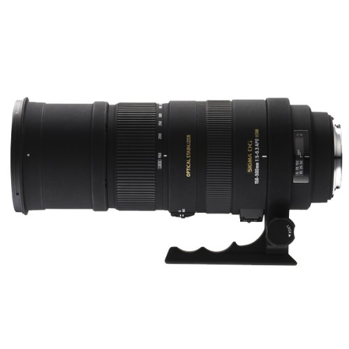 Sigma 150-500Mm F/5-6.3 Af Apo Dg Os Hsm Telephoto Zoom Lens For Sigma Digital Slr Cameras