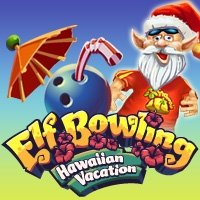 Elf Bowling: Hawaiian Vacation [Game Download]