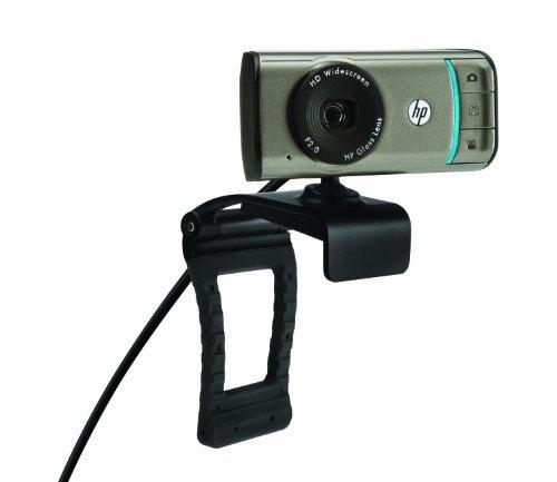 HP Webcam HD-3100 - 720P Widescreen Webcam with TrueVision