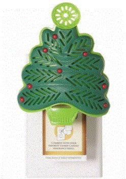 Yankee Candle Scent Plug In Christmas Tree Base