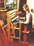 "Harrisville Floor Loom 22/4 22"" 4 Harness ""Little Workhorse"" 6 Treadles"